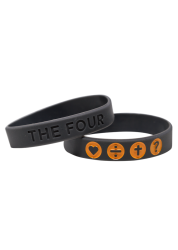 The Four grau/orange