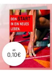 START - Der erste Schritt...